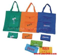 时尚环保广告袋