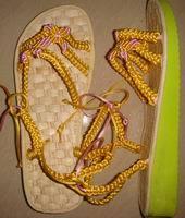 玉米皮草鞋YMP0141