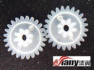 供应塑胶消音齿轮 TPEE塑胶齿轮