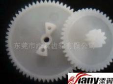 塑胶录音机齿轮