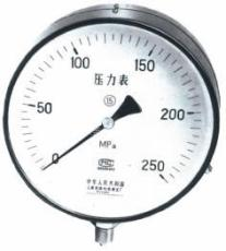 精密压力表YB200