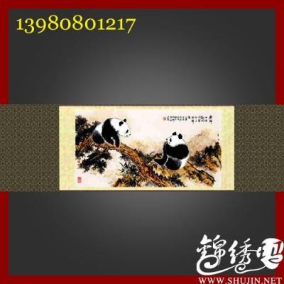 成都特产有哪些可带走  稀世珍宝熊猫蜀锦