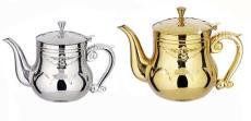 安士A型壶 Stainless steel teapot ZD-JPH021