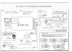 智通达防盗系统安装图
