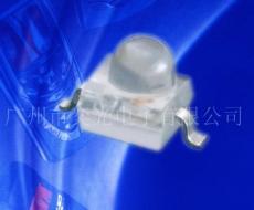 贴片LED 小蝴蝶LED 525nm绿光LED 91-21SUGC/S400-A6/TR7