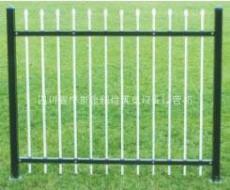 2型有立柱栅栏