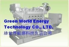 沼氣發電機 80KW