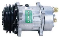 7H15系列709三電貝洱汽車空調壓縮機汽車空調配件