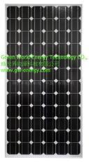 175W單晶矽太陽能光電板