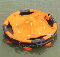 HNF-CR型带顶篷两面可用救生筏