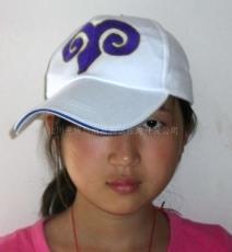 北川羌绣旅行帽