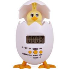创意鸡蛋闹钟 会生小鸡的创意鸡蛋闹钟