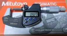 防冷却液千分尺 293系列-达到IP65尘/水防护标准
