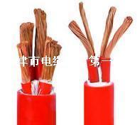 KFV-22铜芯氟塑料绝缘450/750V 4-37芯 0.75-10mm 耐高温电缆