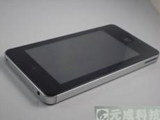 7寸平板電腦 telechip芯片 8902 Android2.1系統 帶GPS功能 5000毫安超強電力