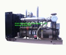500KW Natural gas 500KW 天然氣發電機組並聯配套