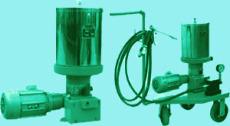 DB DBZ型单线干油泵及装置 10MPa JB2306-78