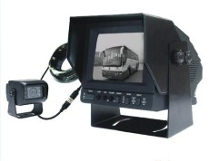 黑白5.5寸汽车后视系统