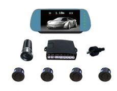 7 TFT Parking sensor system