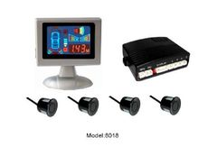 8018LCD Parking sensor system