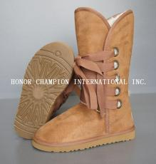 5818 Roxy Boots in Chestnut