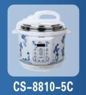 青花瓷電壓力鍋 5L