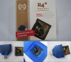 NDS NDSL NDSI 3DS 專用R4I GOLD PLUS 燒錄卡 金手指