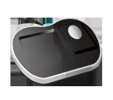 批发中控ZK8000指纹刷卡采集器 指纹发卡器