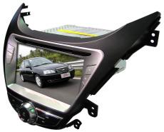 CSD-7027 7寸現代/12款伊蘭特DVD+GPS導航