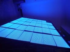 户外LED电子显示屏 P10单蓝