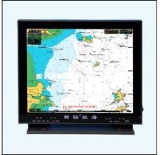 ECS電子海圖顯示系統