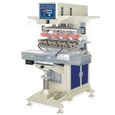 300DXY伺服四色多功能移印機
