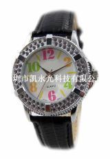 皮帶系列 時尚流行石英手表