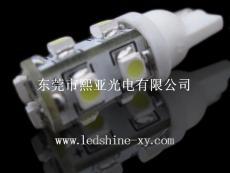 LED汽車燈 T10 汽車燈 T10儀表燈 LED Auto Light T10-10SMD