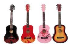 30寸木吉他