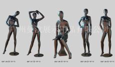 供应女装全身模特儿 女装坐姿模特儿 橱窗陈列模特儿