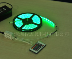 可设定模式七彩灯控制IC