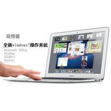 超薄双核 金属 非二手笔记本电脑 13.3苹果上网本