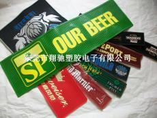 批发供应pvc环保酒吧垫 塑胶吧台垫