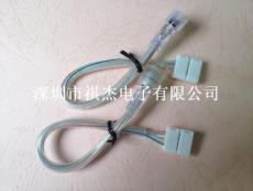 SMD-四芯透明防水線.