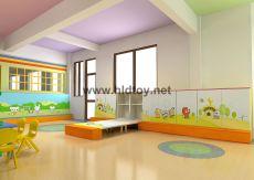 廣州幼兒園裝飾系列 幼兒園外墻裝修 幼兒園音樂室 活動室 舞蹈室