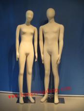 248男女全身软体展示模特