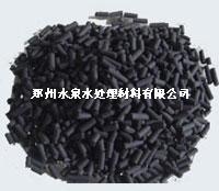 柱狀活性炭濾料多元化說明