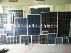 太阳能多晶硅电池板80W