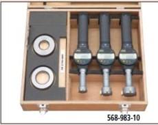 568-976-10 日本三丰套装快测式内径千分尺 三丰三点内径千分尺
