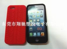 专业生产韩版inphone4S/inphone5硅胶手机保护套 手机保护套定做