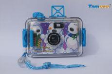 防水膠卷相機