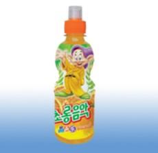 晶晶乐鲜橙汁308ML