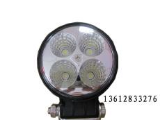 12W LED圓形工作射燈