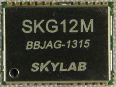 GPS/GLONASS module SKG12M